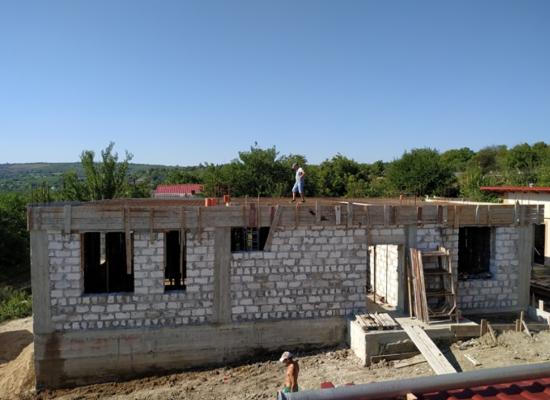 Bouwfoto #7 – 13 augustus 2019