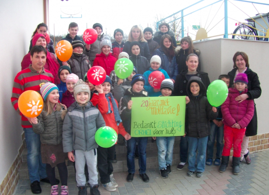 Stichting Orhei viert 20 jarig jubileum