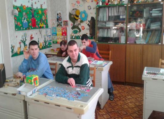 Update Jongensinternaat Orhei: Resultaten in beeld