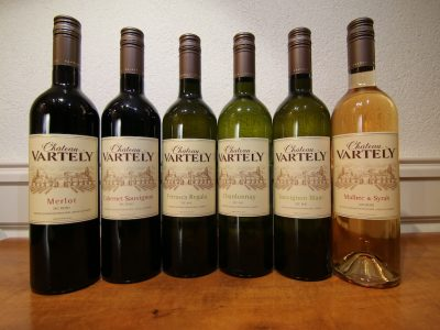 vartely wijnen